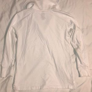 Faded Glory Shirts & Tops - Collar long sleeve shirt